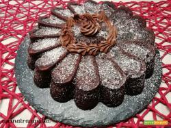 Torta espressa al cioccolato (cottura al microonde)
