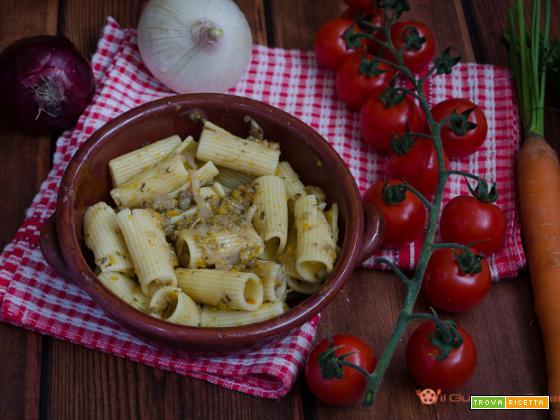 Come si prepara la pasta alla genovese