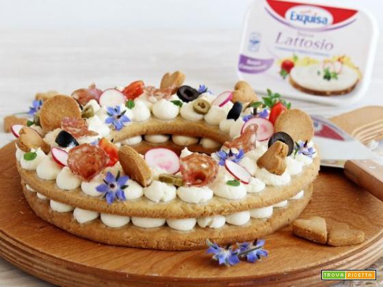 Cream tart salata, il must del 2018 pensato per tutti