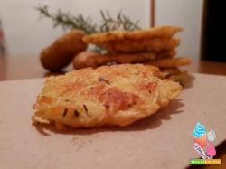 Frittelline di patate veloci