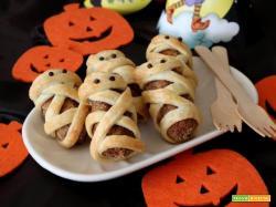 Polpette mummificate, il piatto ideale per festeggiare Halloween