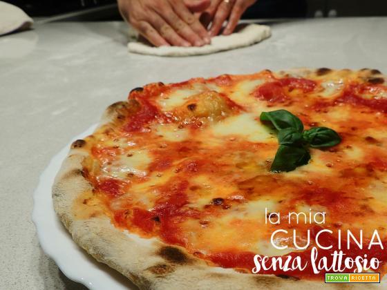 Pizza napoletana fatta in casa come in pizzeria – ricetta Sorbillo