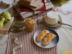 Il sapore antico della marmellata di mele cotogne