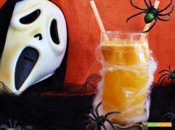 Un drink per Halloween? Il succo di zucca, mela e arancia!
