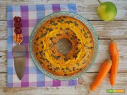 Le ricette di Chri: Ciambella di carote e mandorle