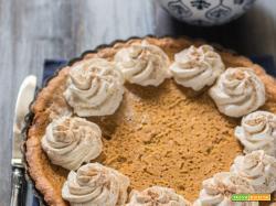Pumpkin pie: ricetta torta di zucca americana