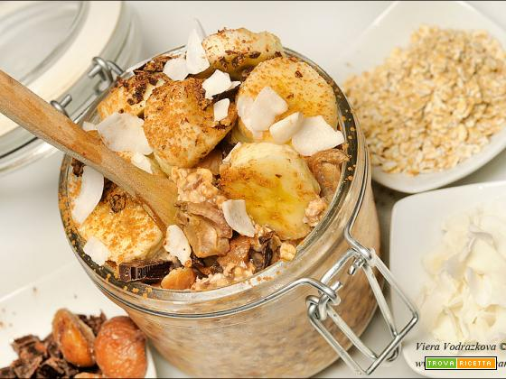 Overnight Oats in versione supergolosa