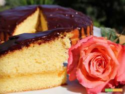 Molly cake arancia e cioccolato