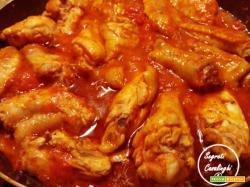 ali pollo arrabbiata