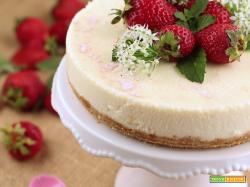 Cheesecake Semifreddo