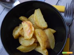 Patate al forno aromatizzate alla paprika