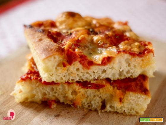 LA PIZZA DEL BONCI…UNA SORPRESA DA NON LASCIARE PIU'