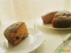 La Torta Vintage ai Mirtilli