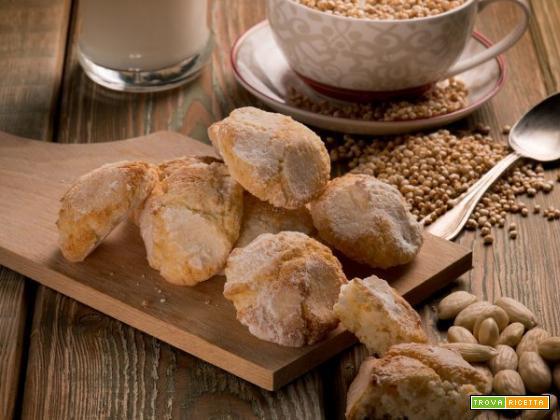 Biscotti alla pasta di mandorla … che passione!