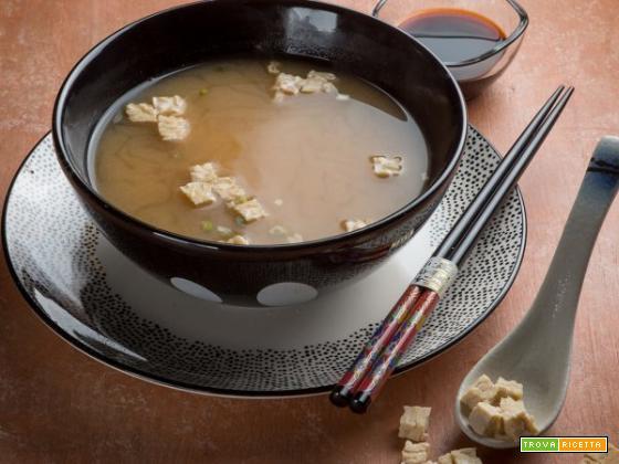 Zuppa di miso e tofu, come portare un po' di Giappone in tavola