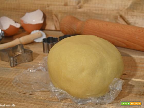 Pasta frolla ricetta base infallibile