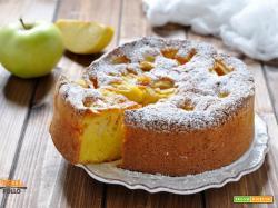 Torta 4/4 alle mele