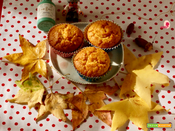 MUFFINS CARROT CAKE ALL'ESSENZA DI….