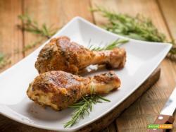 Fusi di pollo impanati , un secondo piatto da leccarsi le dita!