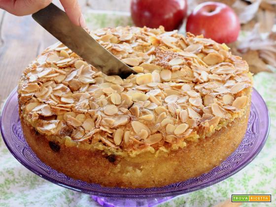 Torta di mele facilissima di ChiaraPassion