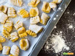 Gnocchi di zucca: Ricetta semplice e veloce