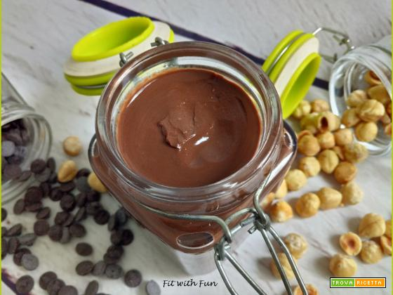 Gianduia Light Crema Spalmabile Nocciole e Cioccolato
