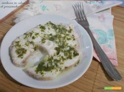 Verdesca in salsa al prezzemolo