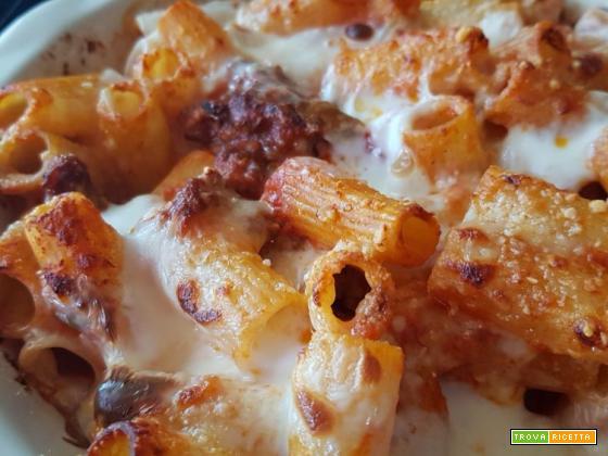 Si può congelare la pasta al forno?