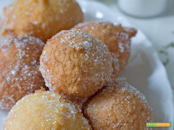 Frittelle ragusane dolci e golose