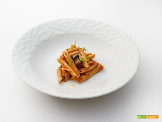 arnapasta – penne di solina con pastinaca, cardoncelli e verza