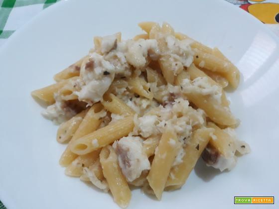 Pasta Con Pesce Spada Ricetta Rivisitata E Veloce Ricetta