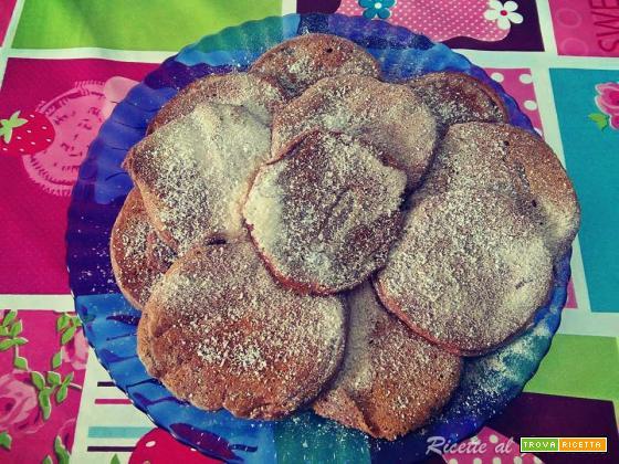 Torta Nua cioccolato e marmellata