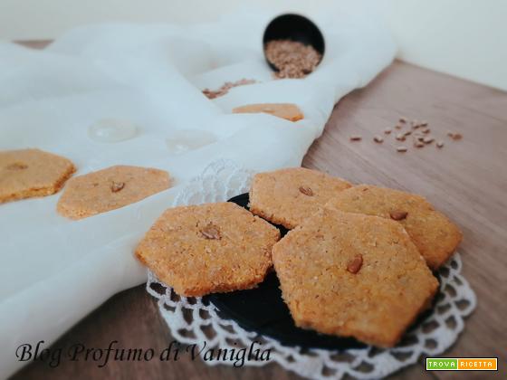 Biscotti al MAIS e SEMI di GIRASOLE
