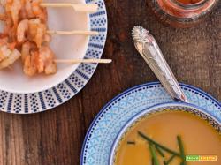 Crema di zucca alla paprica col Bimby