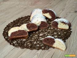 Biscotti dolci intrecci