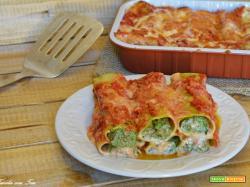 Cannelloni ricotta spinaci facili e cremosi
