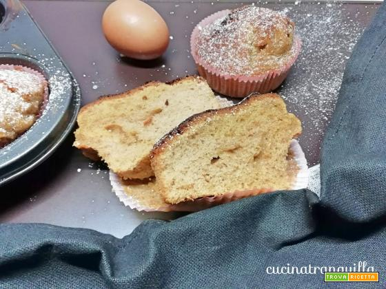 Muffins ciocco cappuccino