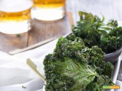 Chips di cavolo riccio o Kale