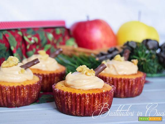 Cupcake mela e cannella