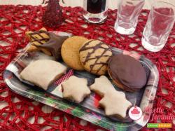 Ricetta lebkuchen biscotti speziati di Natale
