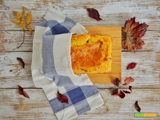 Le Ricette di Chri: Plumcake con zucca e speck