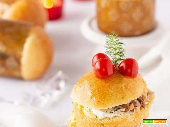 Panettone gastronomico: più Natale di così !!