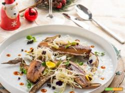 Filetto di aringa marinato, per celebrare al meglio le feste natalizie