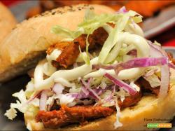 Quasi Kebab con pagnotte fatte in casa