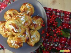 Kanelbullar: dolce natalizio alla mele dalla Svezia