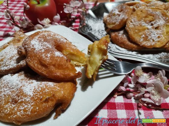 Ciambelle di mela