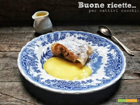Strudel di mele, ricetta austriaca