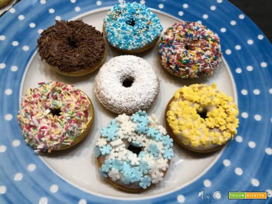 Impasto Donuts con il Companion Moulinex