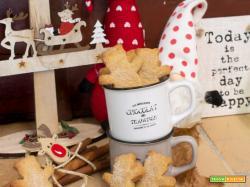 Biscotti al Farro profumati alla Cannella (senza lattosio)
