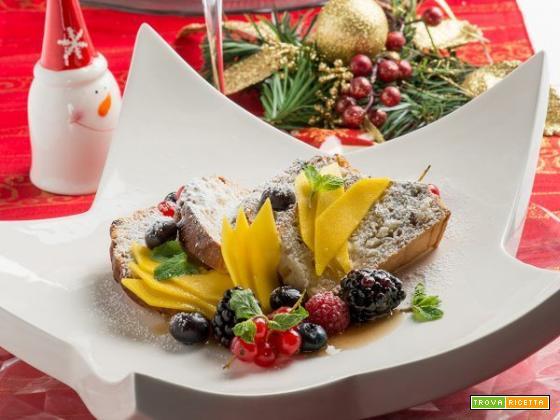 Il Dolce rustico che vi scalderà il Natale!